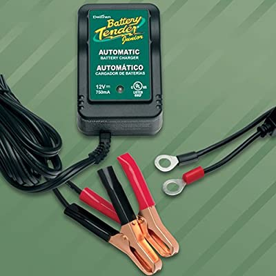 Junior 12 Volt Charger /Maintainer for 2007 Yamaha Grizzly 700