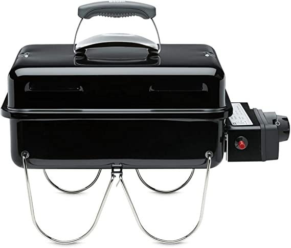 Weber 1141056 - Barbacoa Weber Go-Anywhere Black Gas