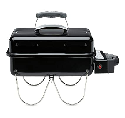 Go Anywhere Weber.Weber Bbq Go Anywhere Black Black