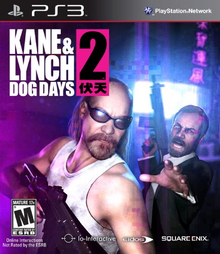 kane and lynch 2 - 3