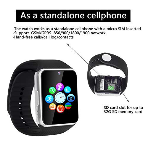 Buy waterproof smart watch with video call