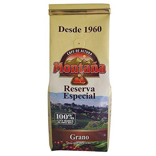 (Montaña Coffee Reserve Whole Bean Costa)