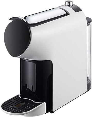 006 DOOST Cafetera Italiana programable para el hogar Totalmente automática, cafetera de una Taza y cafetera Completa, la aplicación controla la máquina de café exprés y Capuchino: Amazon.es: Hogar