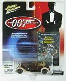 Johnny Lightning Die Cast Car - 007 James Bond, 40th Anniversary, Moonracker - Hispano-Suiza Limousine