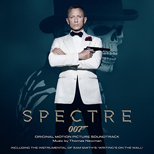 CD : Soundtrack - Spectre (CD)