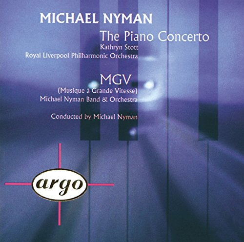 Nyman: The Piano Concerto / MGV