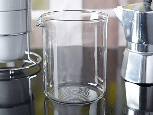 La Cafetiere 6 tazas Jarras de recambio para cafeteras La Cafetiere