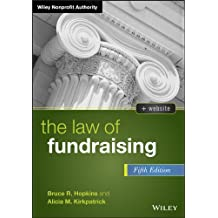 The Law of Fundraising (Wiley Nonprofit Authority) (English Edition)