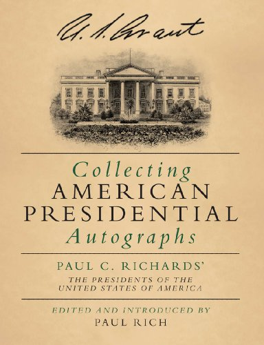 Collecting American Presidential Autographs: Paul C. Richards