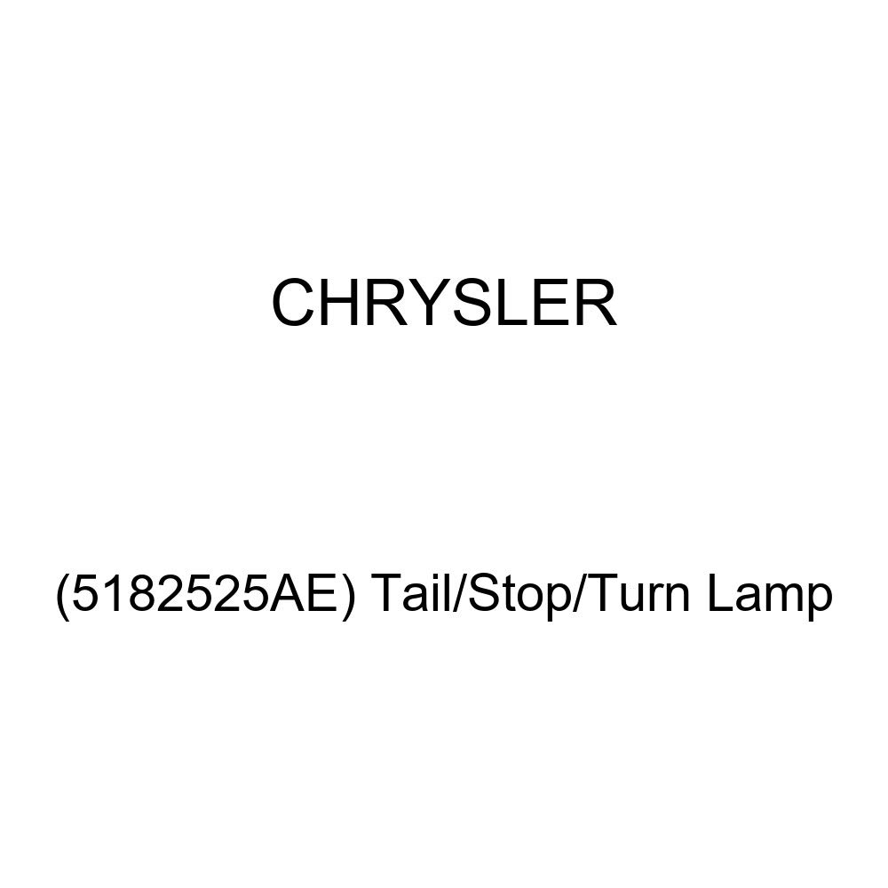 5182525AE Tail//Stop//Turn Lamp Genuine Chrysler