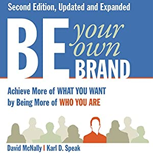 Be Your Own Brand Audiobook