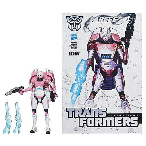 Transformers Generations Deluxe Class Arcee Figure (Transformers Generations Toys)