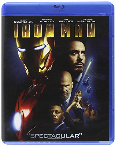 Iron Man 3-Movie Collection [Blu-ray] by Buena Vista Home Video