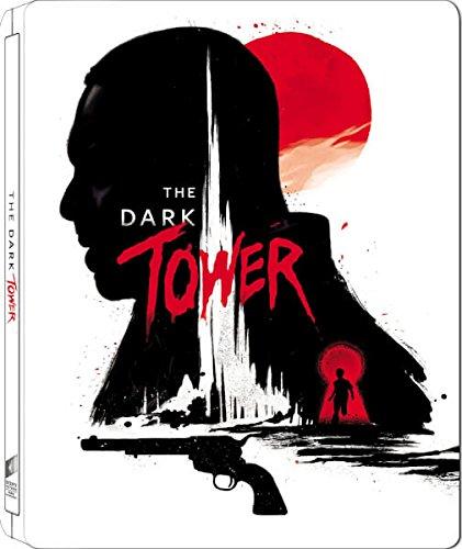 The Dark Tower 4K Exclusive Steelbook  4K Ultra Hd Blu Ray Digital