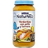 Nestlé - Naturnes Verduritas Con Pollo Y Ternera A Partir De 6 Meses (250 g)