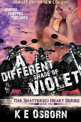 Download A Different Shade Of Violet (The Shattered Heart Series) (Volume 2) PDF