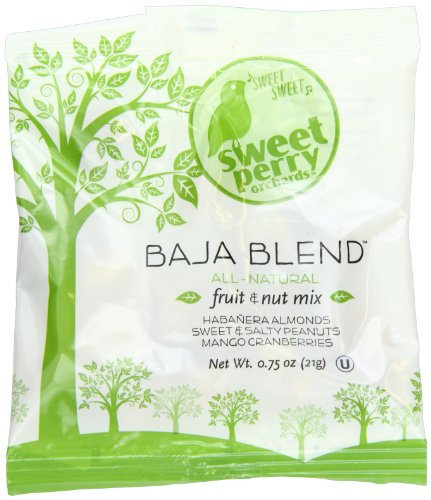 GoPicnic Sweet Perry Orchards Baja Blend Fruit & Nut Mix, Snack Packs, 10 -