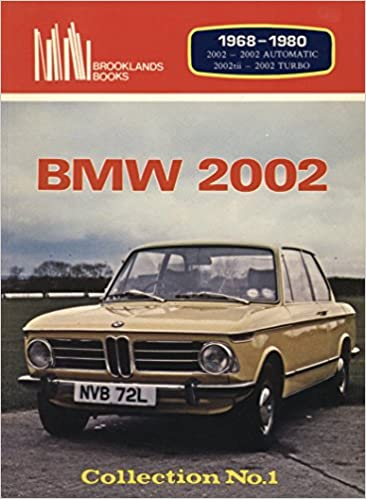 BMW 2002: Collection no. 1 (Brooklands books): R. M Clarke: 9780907073284: Amazon.com: Books