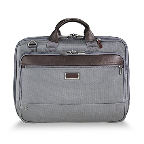 Briggs & Riley @work Medium Briefcase, (Medium Laptop Brief)