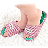 NEW Reflexology Slippers Massage Foot Acupuncture Massager Sandal Shoes (Women Size)