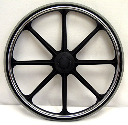 New Solutions RW191P 24 x 1 in. Wheels for Wheelchair44; ...
