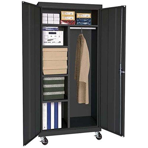 Sandusky Lee TACR362460-09 Transport Series Mobile Combination Storage Cabinet, (Series Mobile Combination Cabinet)