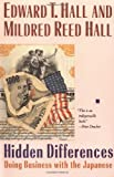 Hidden Differences, Edward T. Hall and Mildred Reed Hall, 0385238843