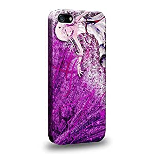 Case88 Premium Designs Guilty Crown GC Funeral Parlor Yuzuriha Inori 1197 Protective Snap-on Hard Back Case Cover for Apple iPhone 5 5s