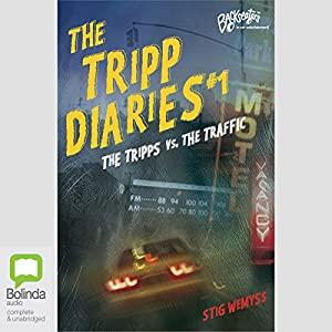 The Tripp Diaries #1 Audiobook