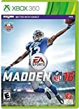 XBOX 360 GAME MADDEN 16 NFL FOOTBALL BRAND NEW SEALED