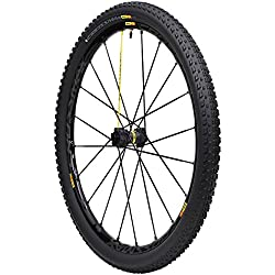 "Mavic Crossmax Sl Pro Wts 27.5 In Mtb Front Wheel With 2.1"" Tire Black 2016"