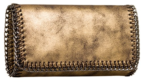 Girly Clutch Bag Effect HandBags Antique Girly Effect Clutch Antique HandBags Gold dxqfp