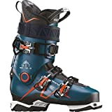 Salomon QST Pro 120 TR Ski Boots 2019-26.5/Maroccan Blue-Black-Orange
