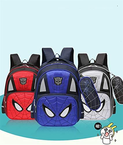 Amazon.com: Cartoon Orthopedic schoolbags Waterproof Children School Backpack for Kids Shoulder Bags mochilas escolares infantis: Kitchen & Dining
