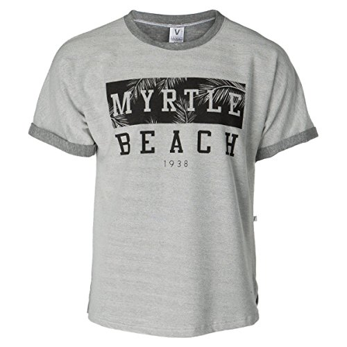 Venley Official Vintage Myrtle Beach Women's Unisex Tri- Blend - Myrtle Broadway