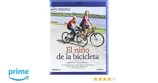 3b785c4ef El Niño De La Bicicleta  Blu-ray   Amazon.es  Thomas Doret