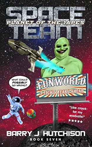Space Team: Planet of the Japes pdf epub