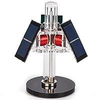 Sunnytech Solar Mendocino Motor Magnetic Levitating Educational Model WH02