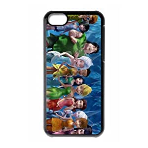 iphone5c Black phone case Tinker Bell and the Secret of the WingsDisney Fairies Phone case JGP5486979