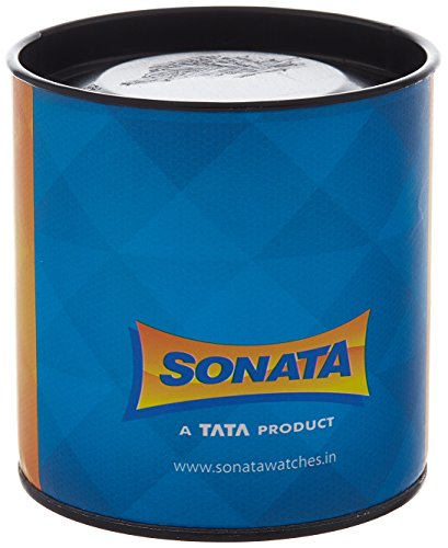 Sonata Digital Multi Color Dial Men's Watch -NL77006PP01