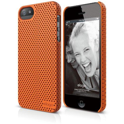 iPhone case elago Breathe Orange