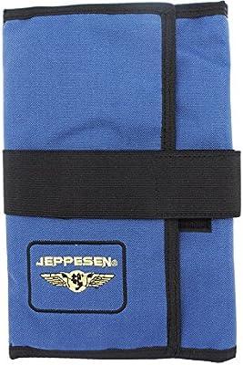 jeppesen VFR Tri-Fold kneeboard con portapapeles js626003: Amazon.es: Oficina y papelería