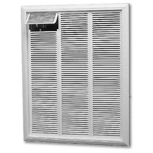 Dimplex RFI820D41 2000 Watt 277 Volt Commercial Fan Forced Wall Heater, Almond - 277v Fan Forced Wall
