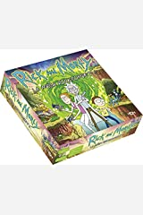 Rick et Morty : La méga Rick'Compet' ! - Jeu de société/jeu de plateau officiel - Dès 16 ans et adul (French Edition) Paperback