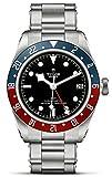 Mens Tudor Black Bay GMT Red Blue Pepsi M79830RB-0001 Watch