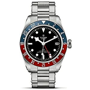 51ws lJd1vL. SS300  - Mens Tudor Black Bay GMT Red Blue Pepsi M79830RB-0001 Watch