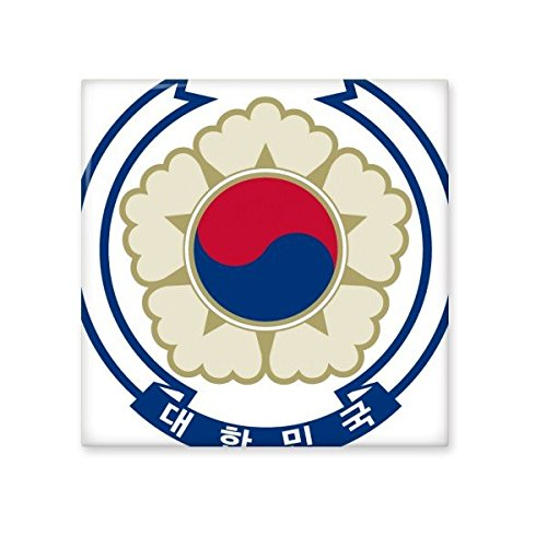 well-wreapped Korea National Emblem Country Symbol Mark Pattern Ceramic Bisque Tiles for Decorating Bathroom Decor Kitchen Ceramic Tiles Wall Tiles