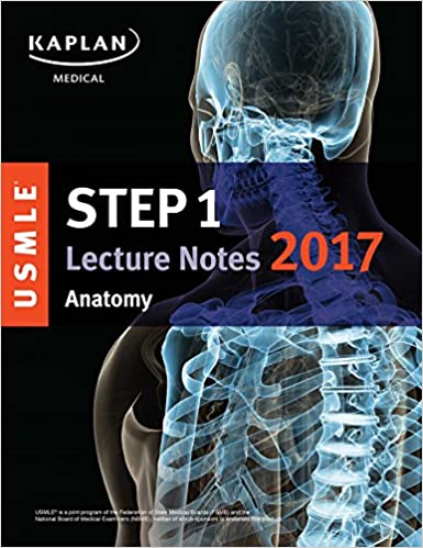 Amazon.com: USMLE Step 1 Lecture Notes 2017: Anatomy (USMLE Prep ...