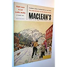Maclean's - Canada's National Magazine, February 28, 1959