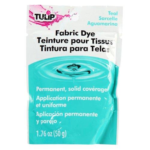 Tulip Permanent Fabric Dye- Teal